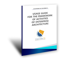 Usage guide for the framework of activities of enterprise architecture